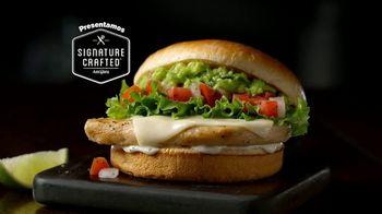 McDonald's Signature Crafted Recipes TV Spot, 'Aguacates Hass' [Spanish] - Thumbnail 2