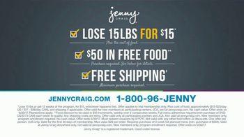 Jenny Craig TV Spot, 'Tim: 15 Pounds for $15' - Thumbnail 7