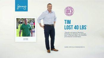 Jenny Craig TV Spot, 'Tim: 15 Pounds for $15' - Thumbnail 2
