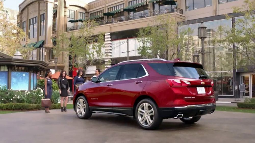 2018 Chevrolet Equinox TV Commercial, 'Everybody ...