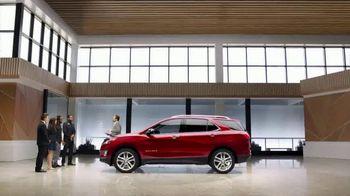 2018 Chevrolet Equinox TV Spot, 'Everybody, Everywhere' [T1] - Thumbnail 1