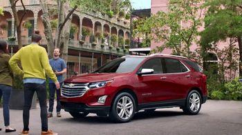 2018 Chevrolet Equinox TV Spot, 'Everybody, Everywhere' [T1] - Thumbnail 10