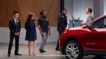 2018 Chevrolet Equinox TV Spot, 'Everybody, Everywhere' [T1] - Thumbnail 4