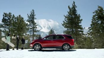 2018 Chevrolet Equinox TV Spot, 'Everybody, Everywhere' [T1] - 1742 commercial airings