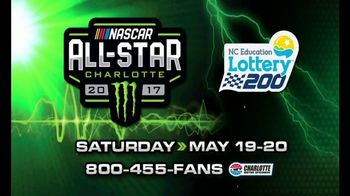 NASCAR Monster Energy All-Star Race TV Spot, 'Biggest Party of the Year' - Thumbnail 7