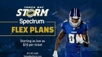 Tampa Bay Storm Flex Ticket Plans TV Spot, 'Batten Down the Hatches' - Thumbnail 4