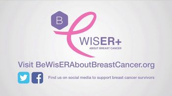 BeWisER+ About Breast Cancer TV Spot, 'Journey' Featuring Dorothy Hamill - Thumbnail 6