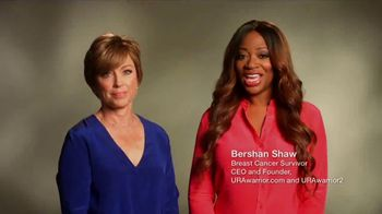 BeWisER+ About Breast Cancer TV Spot, 'Journey' Featuring Dorothy Hamill - Thumbnail 2