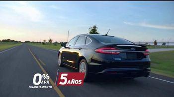 Ford Great American Sales Event TV Spot, 'Bono de apreciación' [Spanish] [T2] - Thumbnail 4