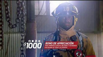 Ford Great American Sales Event TV Spot, 'Bono de apreciación' [Spanish] [T2] - Thumbnail 7