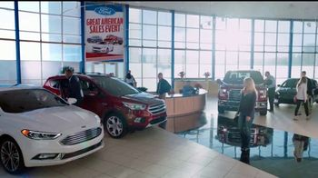 Ford Great American Sales Event TV Spot, 'Bono de apreciación' [Spanish] [T2] - Thumbnail 8