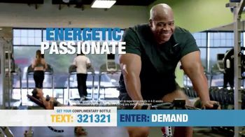 Nugenix TV Spot, \'Celebrity Spotting\' Featuring Frank Thomas