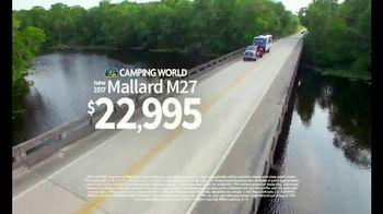 Camping World GrillFest TV Spot, 'Connect: 2017 Mallard M27' - Thumbnail 5
