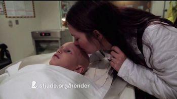 St. Jude Children's Research Hospital TV Spot, 'Hender' [Spanish] - Thumbnail 3