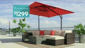 Ashley Homestore TV Spot, 'Turn Up the Wow: Outdoor Furniture' - Thumbnail 3