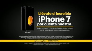 Sprint Unlimited TV Spot, 'Como la mía: iPhone 7' [Spanish] - Thumbnail 8