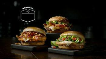 McDonald's Signature Crafted Recipes TV Spot, 'Introduction' - Thumbnail 1