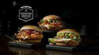 McDonald's Signature Crafted Recipes TV Spot, 'Introduction' - Thumbnail 3