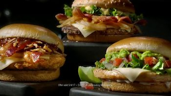 McDonald's Signature Crafted Recipes TV Spot, 'Introduction' - Thumbnail 7