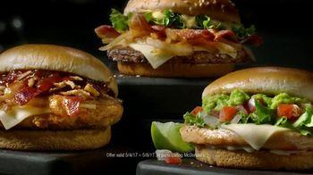 McDonald's Signature Crafted Recipes TV Spot, 'Introduction' - Thumbnail 8