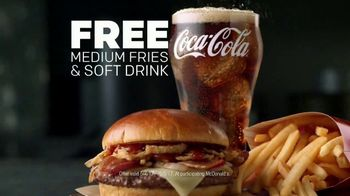 McDonald's Signature Crafted Recipes TV Spot, 'Introduction' - Thumbnail 9