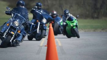 GEICO Motorcycle TV Spot, 'Safety Course' - Thumbnail 6