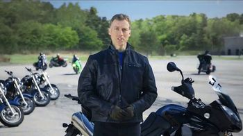 GEICO Motorcycle TV Spot, 'Safety Course' - Thumbnail 7