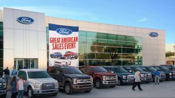 Ford Great American Sales Event TV Spot, 'First Responders' [T2] - Thumbnail 3