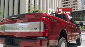 Ford Great American Sales Event TV Spot, 'First Responders' [T2] - Thumbnail 5
