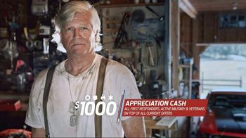 Ford Great American Sales Event TV Spot, 'First Responders' [T2] - Thumbnail 7