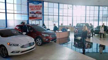Ford Great American Sales Event TV Spot, 'First Responders' [T2] - Thumbnail 8