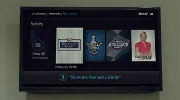 XFINITY X1 TV Spot, 'NBC: Kentucky Derby' - Thumbnail 2