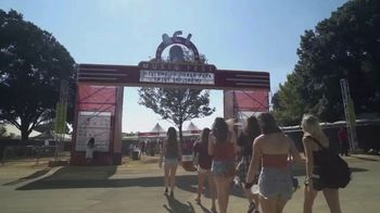 2017 Austin City Limits Music Festival TV Spot, 'ACL Music Festival Ticket' - Thumbnail 1