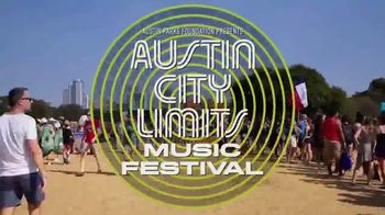 2017 Austin City Limits Music Festival TV Spot, 'ACL Music Festival Ticket' - Thumbnail 2