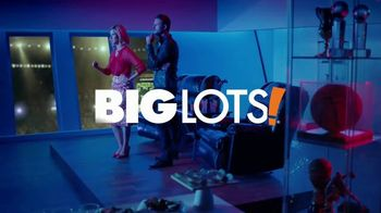 Big Lots TV Spot, 'Luxury Sky Box Recliners' - 192 commercial airings