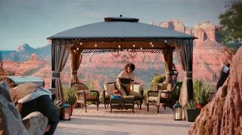 Big Lots TV Spot, 'Desert Ranch Gazebo' - Thumbnail 1