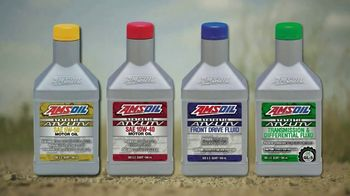 Amsoil Synthetic Motor Oil TV Spot, 'ATV and UTV Lubricants'
