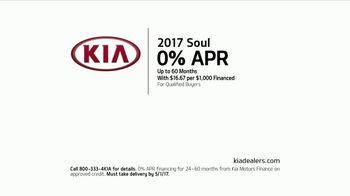 2017 Kia Soul TV Spot, 'Jelly Beans: Zero Percent Financing' [T2] - Thumbnail 8