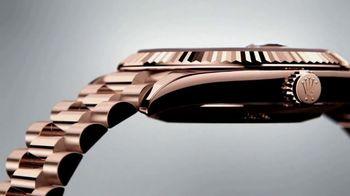 Rolex Day-Date 40 TV Spot, 'Everose Gold' - Thumbnail 2