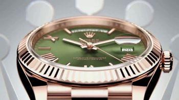Rolex Day-Date 40 TV Spot, 'Everose Gold' - Thumbnail 5