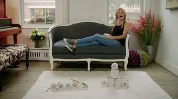 Amy Howard One Step Paint TV Spot, 'USA Network: New Life' - Thumbnail 1