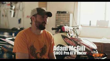 CST Tires TV Spot, 'GNCC Kind of Men' Featuring Adam McGill - Thumbnail 1