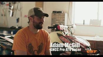 CST Tires TV Spot, 'GNCC Kind of Men' Featuring Adam McGill - Thumbnail 2