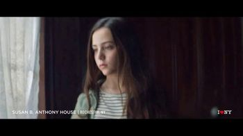 I Love NY TV Spot, 'Susan B. Anthony' - Thumbnail 4