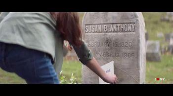 I Love NY TV Spot, 'Susan B. Anthony' - Thumbnail 8