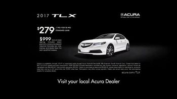 2017 Acura TLX TV Spot, 'Performance Car: Driving Modes' Song by J Motor [T2] - Thumbnail 8