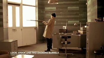 Crackle.com TV Spot, 'Lock, Stock and Two Smoking Barrels' - Thumbnail 5