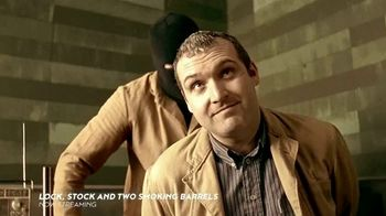 Crackle.com TV Spot, 'Lock, Stock and Two Smoking Barrels' - Thumbnail 7