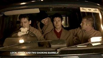 Crackle.com TV Spot, 'Lock, Stock and Two Smoking Barrels' - Thumbnail 8