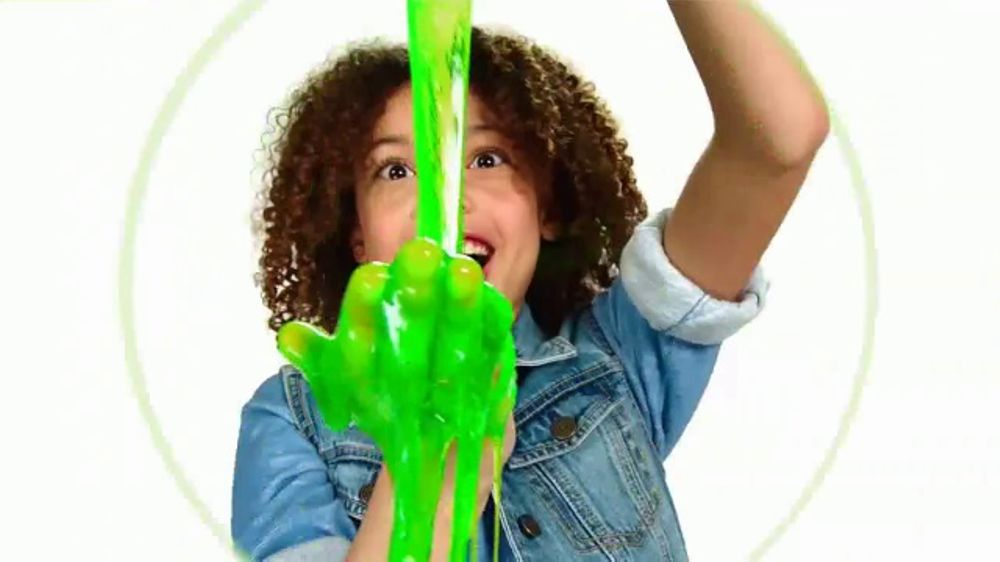 Kid Friendly Slime Commercial